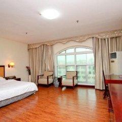 Отель Peace Hotel - Shenzhen Китай, Шэньчжэнь - отзывы, цены и фото номеров - забронировать отель Peace Hotel - Shenzhen онлайн комната для гостей фото 3