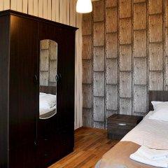 Отель Athletics 2* Стандартный семейный номер с двуспальной кроватью фото 4