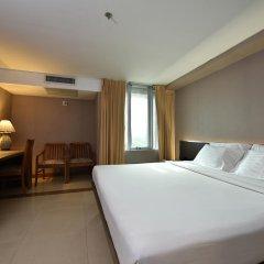 Отель Bangkok City Suite 3* Номер Делюкс фото 2