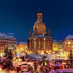 Отель Holiday Inn Express Dresden City Centre фото 2