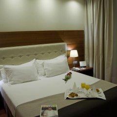 Hotel Silken Coliseum 4* Номер Комфорт с различными типами кроватей фото 3