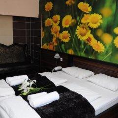 Green Hotel Budapest 4* Стандартный номер фото 11