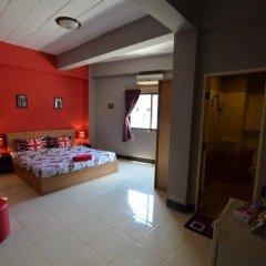 Отель Bua Khao Paradise Стандартный номер с различными типами кроватей фото 7