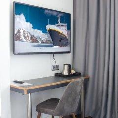 Отель Olympia Стандартный номер с двуспальной кроватью фото 7