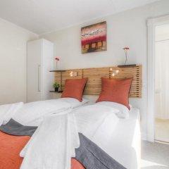 Hotel Domir Odense 2* Стандартный номер с различными типами кроватей фото 17