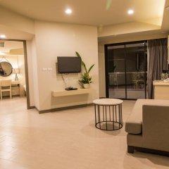 Отель Krabi La Playa Resort 4* Стандартный номер с различными типами кроватей