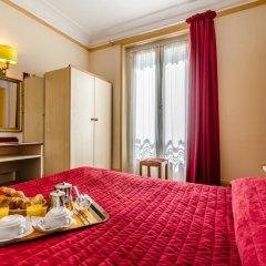 Avenir Hotel Montmartre 2* Стандартный номер с двуспальной кроватью фото 4