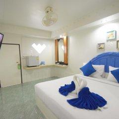Отель Simple Life Cliff View Resort 3* Стандартный номер с различными типами кроватей фото 7