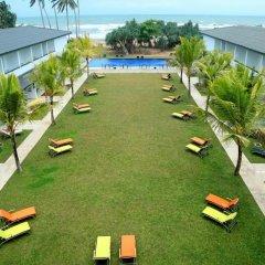 Отель Coco Royal Beach Resort балкон