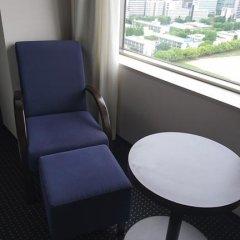 Daiichi Hotel Tokyo Seafort 4* Стандартный номер с различными типами кроватей фото 8