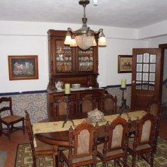 Отель Casa de S. Thiago do Castelo питание