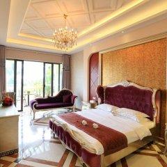 Отель Palm Beach Resort&Spa Sanya комната для гостей фото 4