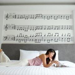 Отель The Melody Phuket 4* Номер Делюкс с двуспальной кроватью