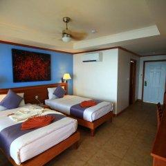 Отель Pinnacle Koh Tao Resort 3* Стандартный номер с различными типами кроватей фото 2