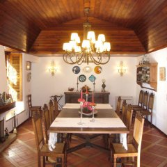 Отель Casa do Crato питание фото 2