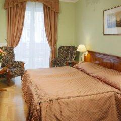 Hotel Bristol 4* Стандартный номер с двуспальной кроватью фото 6