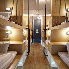 Luz Hostel Кровать в общем номере фото 2