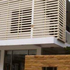 Отель S2s Boutique Resort Bangkok Бангкок балкон
