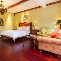 Best Western Premier International Resort Hotel Sanya 3* Номер Делюкс с различными типами кроватей фото 3