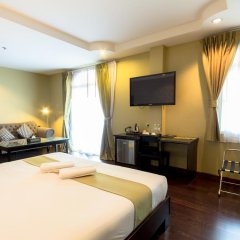 Отель Zing Resort & Spa 3* Люкс с различными типами кроватей фото 2