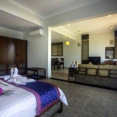 Отель Lotus Muine Resort & Spa 4* Люкс с различными типами кроватей фото 3