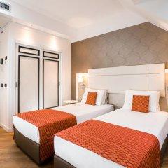 Отель Parlament 4* Стандартный номер с различными типами кроватей фото 8