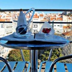Отель Lisbon City Лиссабон бассейн фото 2