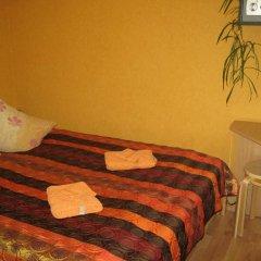 Central Park Hostel Стандартный номер с двуспальной кроватью (общая ванная комната) фото 7