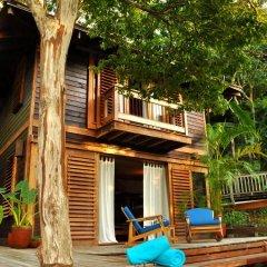 Отель Aqua Wellness Resort 4* Коттедж с различными типами кроватей фото 12