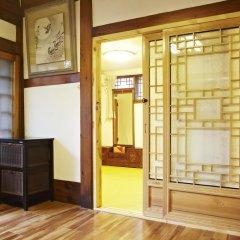 Отель Mumum Hanok Guesthouse комната для гостей фото 3