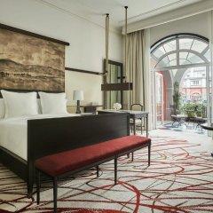Four Seasons Hotel Mexico City 5* Номер Премьер с двуспальной кроватью фото 3