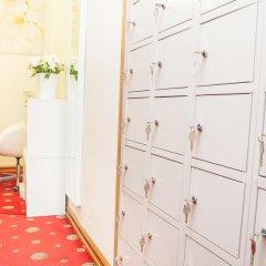 Хостел Рус – Страстной бульвар сейф в номере