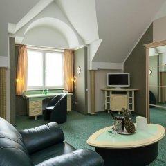 Hotel Oberteich Lux 4* Улучшенные апартаменты фото 4