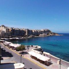 Отель Ta' Karmni пляж