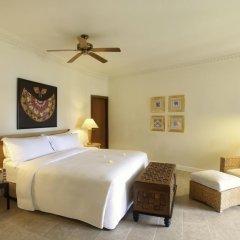 Отель Hilton Mauritius Resort & Spa 5* Люкс с различными типами кроватей фото 3