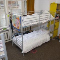 Rixpack Hostel Neukölln Кровать в общем номере с двухъярусной кроватью фото 16