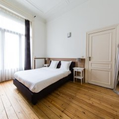 Отель Urban Suites Brussels EU Люкс с различными типами кроватей фото 17