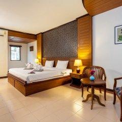 Отель Jang Resort 3* Номер Делюкс двуспальная кровать фото 14