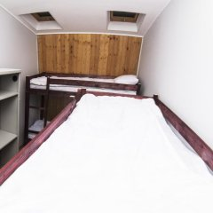 Хостел Лофт Кровать в мужском общем номере с двухъярусной кроватью фото 3