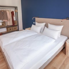 Апартаменты Design-Apartments im lebendigen Haus Студия с различными типами кроватей фото 4