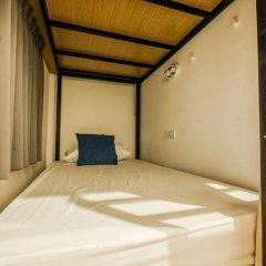 Pier 49 Hostel Кровать в общем номере с двухъярусной кроватью фото 15
