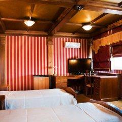 Мини-отель Династия Улучшенный номер с разными типами кроватей фото 3