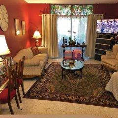 Отель Dickinson Guest House 3* Стандартный номер с различными типами кроватей фото 21