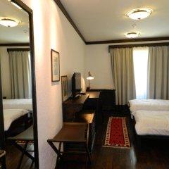 Отель MANGALEMI Берат удобства в номере фото 2