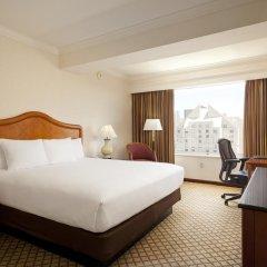Отель Hilton San Francisco Union Square 4* Стандартный номер с двуспальной кроватью фото 11