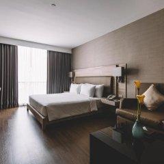 Отель Adelphi Suites Bangkok 4* Студия с различными типами кроватей фото 7