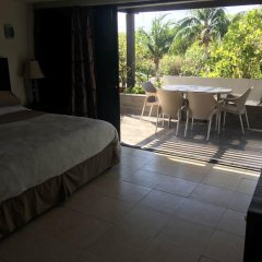 Отель Cancun Condo Rent комната для гостей