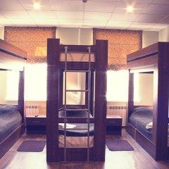 Гостиница Старая Самара Кровать в общем номере с двухъярусными кроватями фото 4