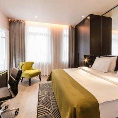Отель Holiday Inn Dresden - Am Zwinger 4* Стандартный номер с различными типами кроватей фото 4