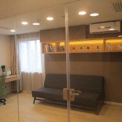 Отель Citadines Central Xi'an Представительский номер с различными типами кроватей фото 3